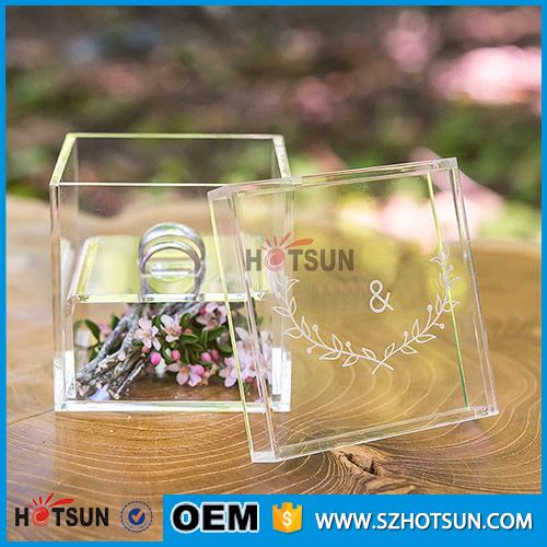 прозрачная коробка сердце под цветы термобелье