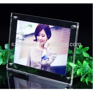 11x14 waterproof desktop wholesale acrylic picture frames
