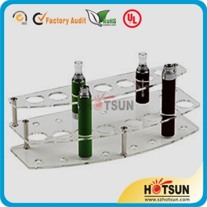 2 Tier e-cigarette Display 15 Holes