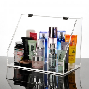 2016 Clear Makeup Organizer Acrylic Cosmetic