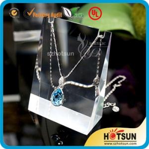 Acrylic Necklace Holder