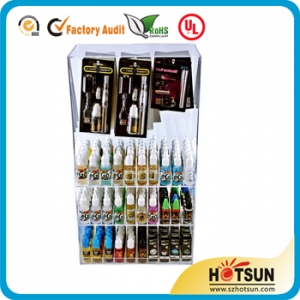 Acrylic e cigarette display case