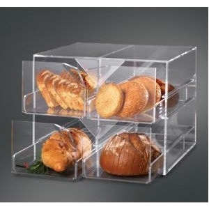 Acrylic food box|acrylic food container
