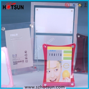 China Acrylic Photo Frame  Suppliers