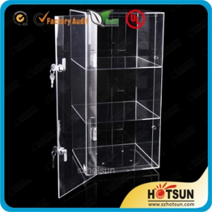 Clear Acrylic Electronic Cigarette Display