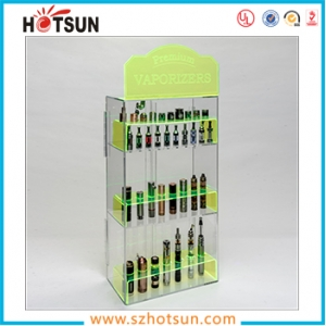 Electronic Cigarette Holder acrylic Display Case