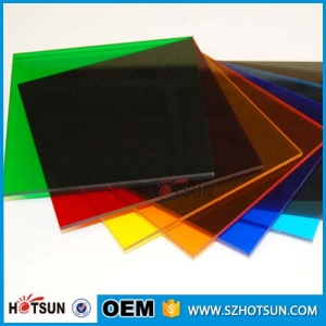 High quality cast color acrylic sheet 3mm wholesale
