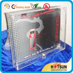 High transparency clear acrylic display box