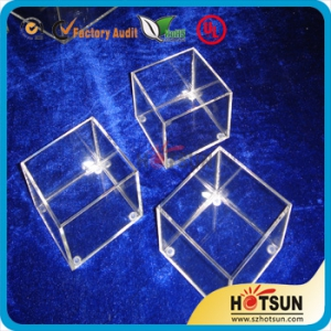 Hot Sales Clear Plastic Storage Box for Custom