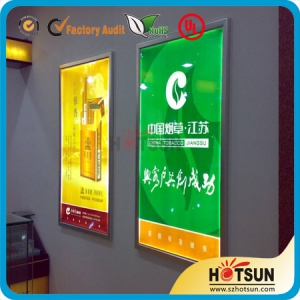 LED Acrylic Frame Display