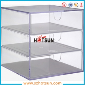 New Design High Quality Transparent Acrylic Shoes Storage Box