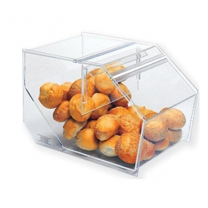 New design acrylic food container