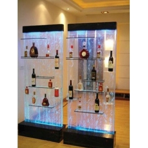 New popular acrylic wine rack