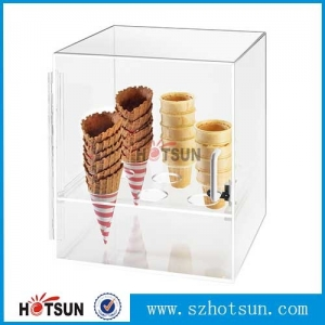 The Most Popular Ice Cream Display