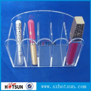 acrylic lipstick holder cosmetic case display