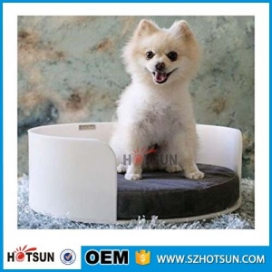 acrylic pet bed for dog