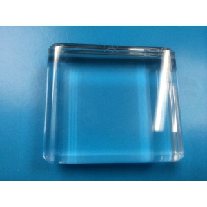 acrylic stamp mounting block