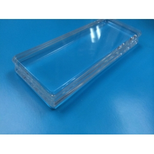 Acrylic stamp mounting block for Large acrylic block