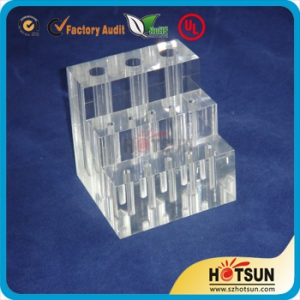 factory directly sale clear acrylic blocks