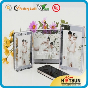wedding 2015 new style acrylic photofunia photo frame