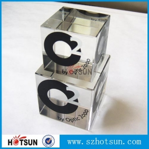 wholesale High Quality Transparent Acrylic block supplier