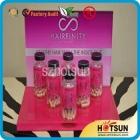 China Acrylic Cosmetic Bottle Display Rack ,Cosmetic Makeup Display factory