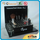 China Acrylic Cosmetic Display.Acrylic Cosmetic Case Stand.Multiple Case Display factory