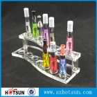 China Acrylic E cigarette display stand factory