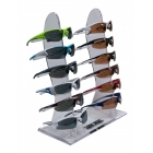La fábrica de China Acrylic Glasses Display/Perspex Eyewear Stand/Plexiglass Sunglasses Display