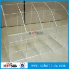China Acrylic/PMMA/Plexiglass/Lucite Material acrylic display stand factory