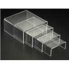 China Acrylic risers|Clear acrylic riser factory