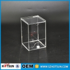 China Clear acrylic tea bag dispenser holder box factory