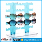 China Colorful acrylic sunglass display stand factory