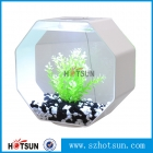 China Custom acrylic fish tank, acrylic aquarium factory
