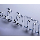 China Custom acrylic letters factory