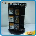 China Customized acrylic rotating display stand factory