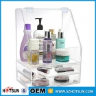 China Customized clear acrylic organizer for cosmetic-Fabrik
