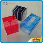 China Elegant  tissue box factory
