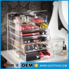China For wholesalers acrylic makeup organizers cosmetic drawer box-Fabrik
