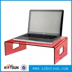 China High quality acrylic computer display Stands/rack/case factory