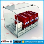 Κίνα εργοστάσιο High quality acrylic material cigarette racks for convenience store