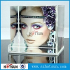 China Hot item Acrylic Photo Frame/ Luicte Picture Holder/ Perspex Photo Stand sexy acrylic cube photo frame factory