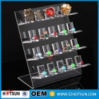 China L shape acrylic jewelry display for ring bracelet display factory