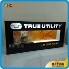 China LD0A214 countertop LED acrylic display factory