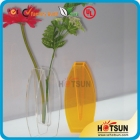 China New design acrylic vase factory