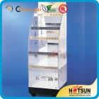 Κίνα εργοστάσιο OEM σχεδίαση κομψή Ακρυλικό Καλλυντικά Display από τον προμηθευτή: Shenzhen