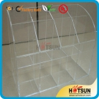 China Plexiglas vitrines, acryl Display Box fabriek