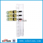Fabbrica della Cina Popular Wall Mounted Acrylic Wine Bottle Display champagne display