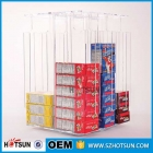 Chine Rotating Acrylic Cereal Box Organizer usine