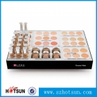 China Shenzhen factory customize counter top acrylic makeup display stand factory